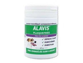 Alavis Plaque Free pre psov a mačky 40g