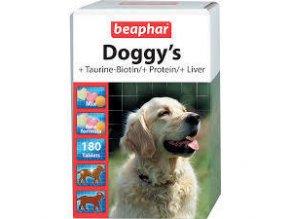 Beaphar s biotinem Doggys Mix 180tbl