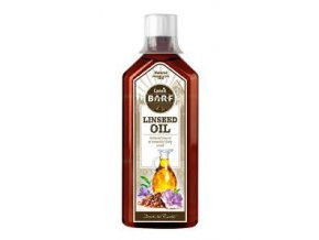 Canvit BARF Linseed Oil 0,5 l