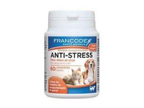 Francodex Anti-stess pes, mačka 60tbl