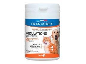 Francodex Articulation pes, mačka 60tab