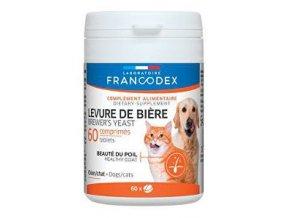 Francodex Pivovarské kvasnice 60tab