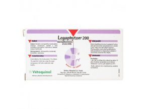 Legaphyton 200mg 24tbl