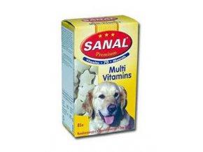 Sanal Premium multivitamín a aminokyselina 85tbl