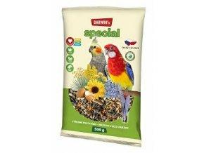 Darwin 's stredný papagáj special 500g