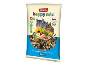 Darwin's Činčila&Osmák Happy mix 500g