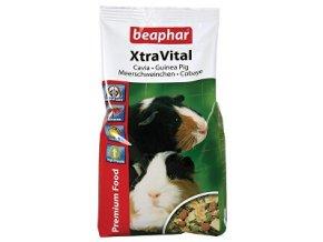 Beaphar morča X-tra Vital 2,5 kg