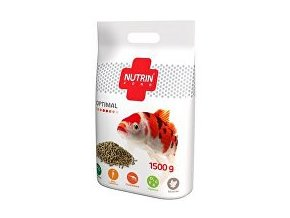 Nutrin Pond Optimal Kaprovité Ryby 1500g