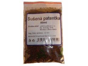 Patentka sušená ( larvy pakomárov ) 50 ml