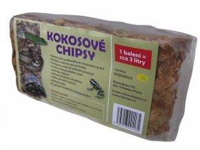 Kokosové chipsy Robimaus
