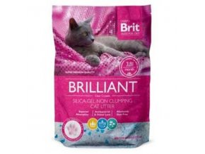 Brit Care podstielka Brilliant Silica-gel 3,8l