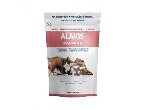 Alavis Calming pre psov a mačky 30tbl 45g
