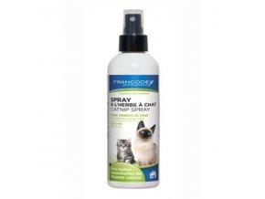Francodex sprej stimulačný Catnip mačka, mačiatko 200ml