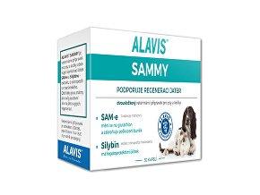 Alavis SAMMY pre psov a mačky 30cps