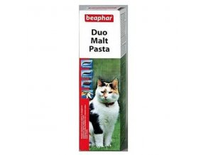 Beaphar pasta Duo Malt proti trichobezoárom mačka 100g