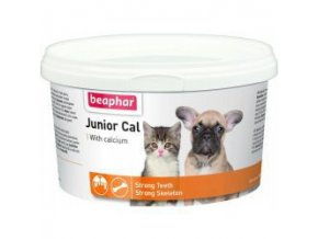 Beaphar vitamín Juniorcal Min.-Vitam. plv 200g