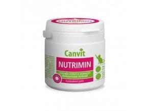 Canvit Nutrimin pre mačky 150g