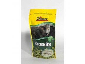 Gimpet Tablety GrasBits s mačacou trávou 50g