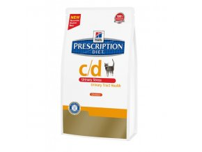 Hill's Fel. C/D Dry Urinary Stress 1,5kg