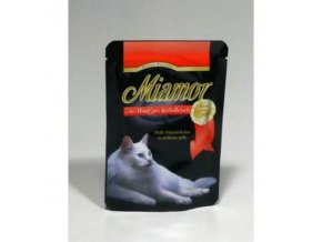 Miamor Cat Filet kapsa tuniak+krab 100g