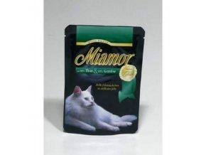 Miamor Cat Filet kapsa tuniak+zelen. 100g