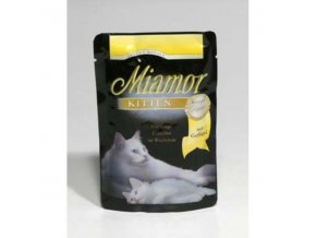 Miamor Cat Ragout Junior kapsa kurací 100g