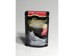 Miamor Cat Ragout Junior kapsa hovädzie 100g