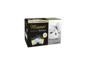 Miamor Cat Ragout kapsa Multi 3x4x100g