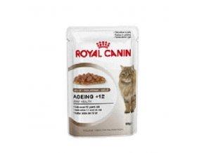 Royal canin Kom. Feline Ageing +12 kaps v želé 85g