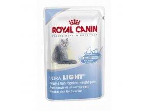 Royal canin Kom. Feline Ultra Light kaps v želé 85g