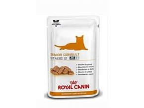 Royal Canin VD Feline Senior Cons Stage 2 12x100g kaps