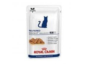 Royal Canin VD Feline Weight Balance 12x100g kaps