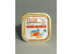 Almo Cat Bio Paté vanička hovädzia 100g