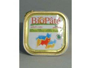 Almo Cat Bio Paté vanička morka 100g