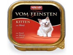 Animonda vanička Kitten hovädzie 100g