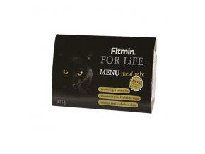 Fitmin For Life Menu meat mix vanička 325g
