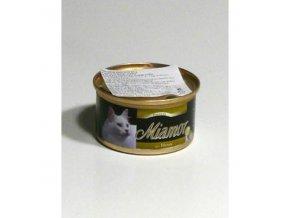 Miamor Cat paštéta kura 85g