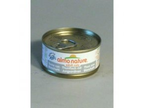 Almo Cat Nature Classic konz. sardinky+tuniak 70g