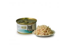 Brit Care Cat konz.kuracie prsia & syr 80g