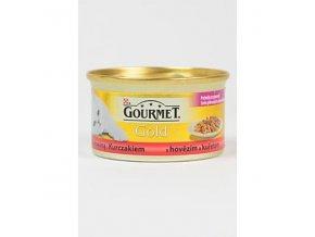 Gourmet Gold konz. dus.hov.a kura 85g