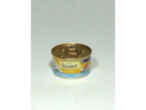 Gourmet Gold konz. jemná paštéka s tuniakom 85g