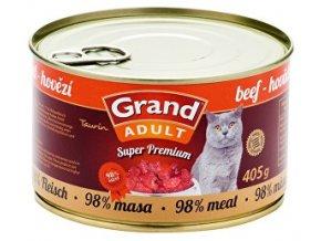 GRAND Superpremium hovädzie 405g