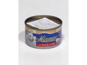 Miamor Cat Filet kura+ryža 100g