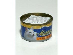 Miamor Cat Filet tuniak+syr 100g