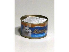 Miamor Cat Filet tuniak+krevety 100g