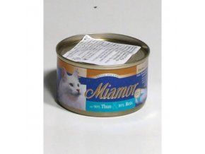 Miamor Cat Filet tuniak+ryža 100g