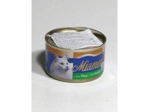 Miamor Cat Filet tuniak+zelenina 100g