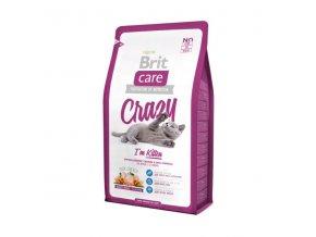 Brit Care Cat Crazy I´m Kitten 7kg