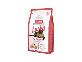 Brit Care Cat Lucky I´m Vital Adult 7kg