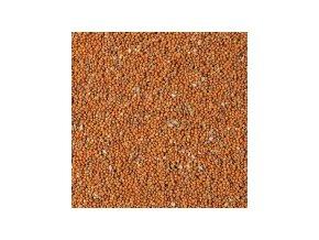 Proso senegalské červené mlátené